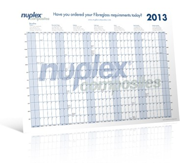 Nuplex Wall Planner