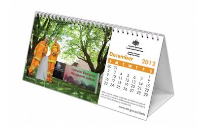 Aust Gov Economical Tent Calendar