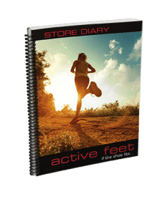 Active Feet Financial Diary