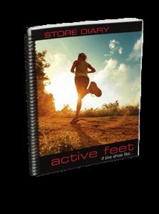 Active Feet Financial Diary