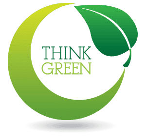 Think Green 300x281 pixels