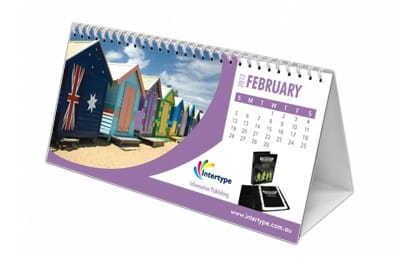 Wiro Economical Desk Calendar