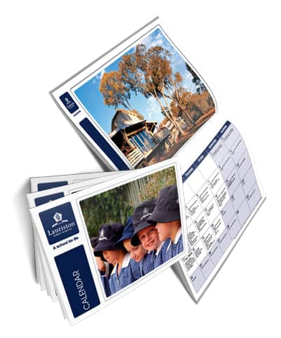 Lauriston Wall Calendar