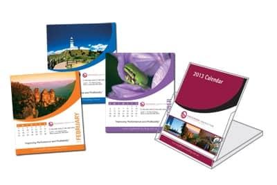 Eaglehard Flip Desk Calendar