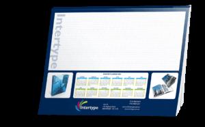 Intertype Desk Planner