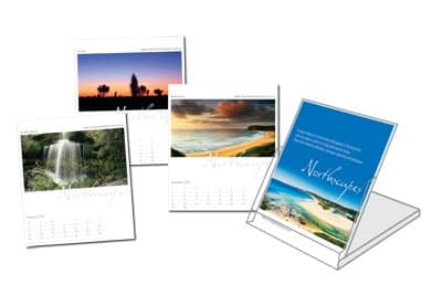 Northscapes Flip Desk Calendar