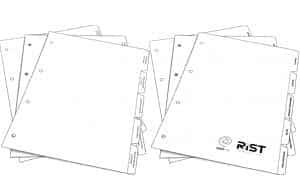 tab dividers