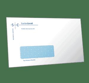 Window Faced Envelopes