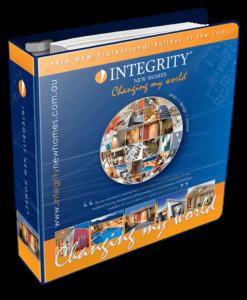 Integrity ring binder