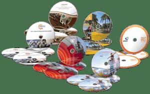 CD Print on demand