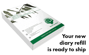 Diary Refill