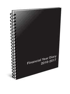 Financial year Diary