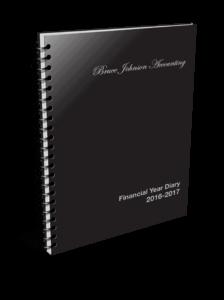 Financial year Diary