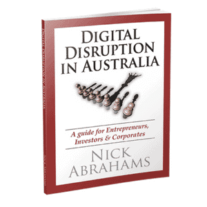 Digital Disruption In Australia